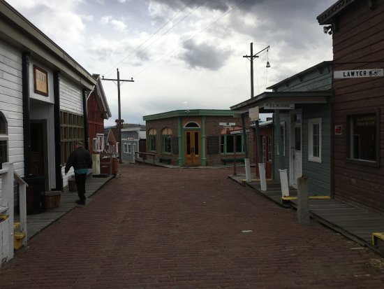 "World Museum of Mining: Old Western ""Town"" Replica"