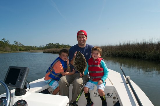Pawleys Island, SC: Family fishing charters
