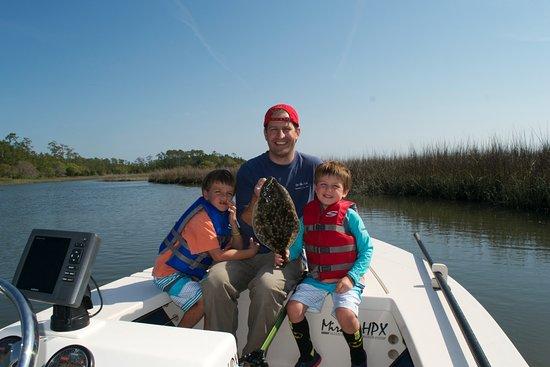 Pawleys Island, Carolina del Sur: Family fishing charters
