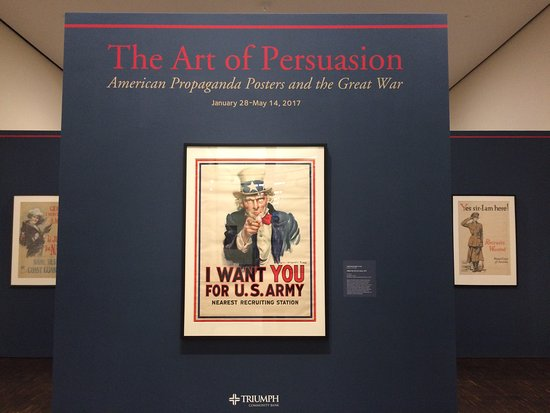 Figge Art Museum: The Art of Persuasion