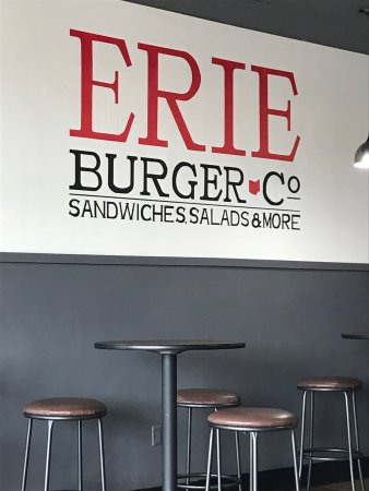 Avon Lake, OH: Erie Burger Company