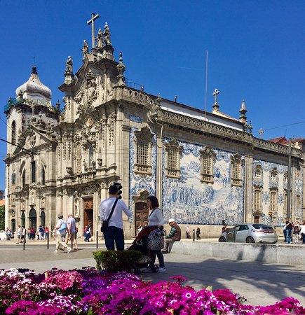 Photo of Church Igreja dos Carmelitas at Rua Carmo, Porto 4050-164, Portugal