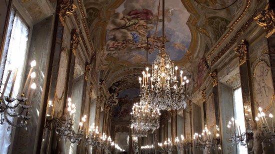Sala degli specchi picture of museo di palazzo reale - Sala degli specchi ...