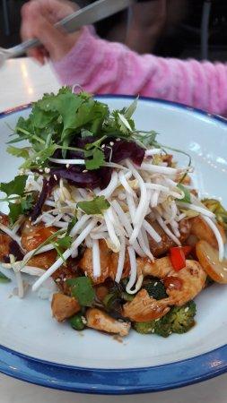 Cactus Club Cafe: Chicken Teriyaki Rice Bowl