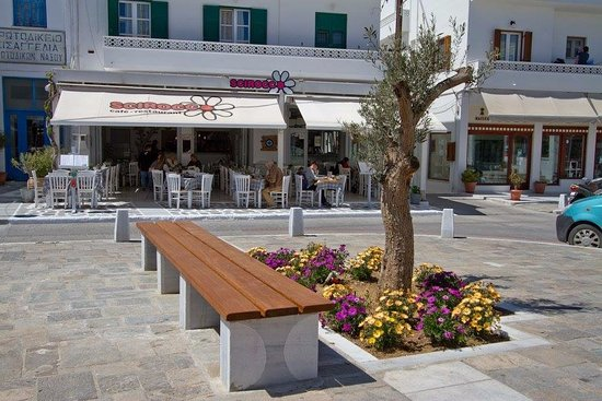 Scirocco: new look at the square