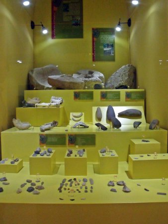 Лусена, Испания: Exposición de una de las salas
