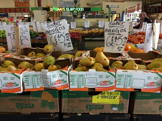 Pickering, Canadá: Mangoes