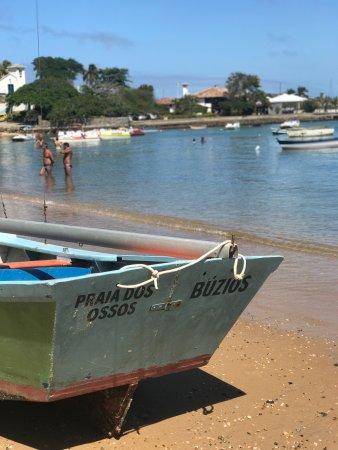 Бузиос: Praia dos Ossos