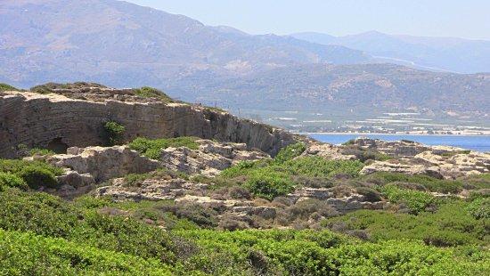 Falassarna Creta grecia