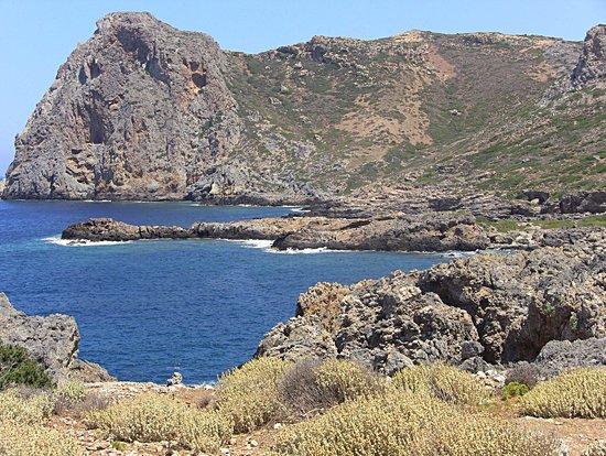 Falassarna, Creta, Grecia