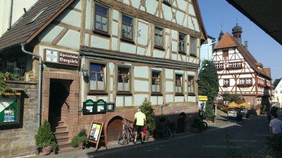 Walldürn, Allemagne : Gasthaus Zum Burgtörle