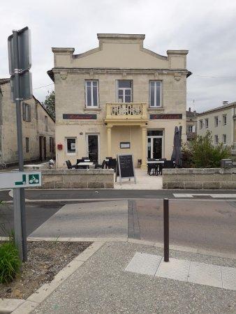 Coutras, Francia: L'établissement.