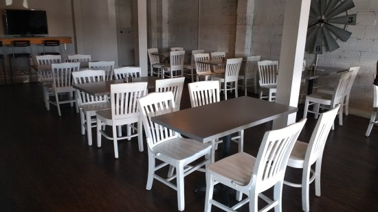 Sulphur Springs, TX: Indoor dinning room