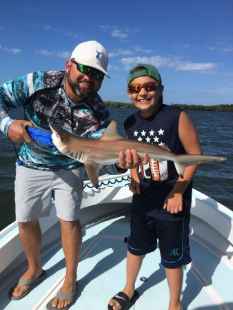 FishSkinner Charters: Best fishing trip!!!! Captain Wes rocks! Clean boat knowledgeable captain beautiful time
