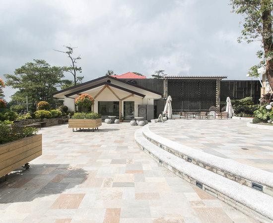 Newtown Plaza Hotel Baguio Filippinerna Omd Men Och
