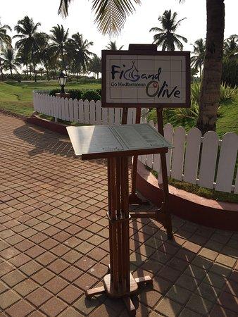 Holiday in resort Goa