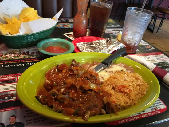 Good Mexican Food In Dayton Ohio