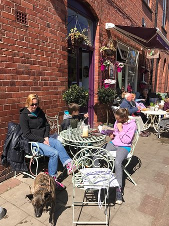 Aubergine Cafe: photo1.jpg