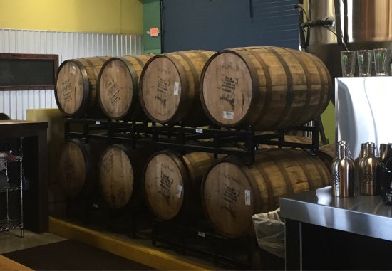 Camp Hill, PA: Yes the barrel age their stouts and may some others