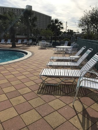 Panama City Beach RV Resort: New Pool Furniture! So Much Better Than What  Was