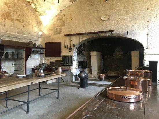 Valencay, Frankrig: Cuisine