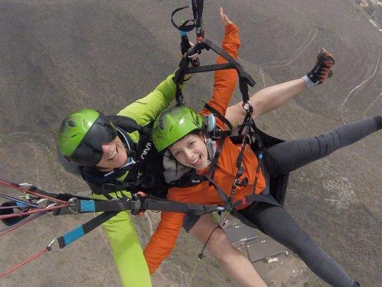 Paragliding Tenerife Tandem Costa Adeje