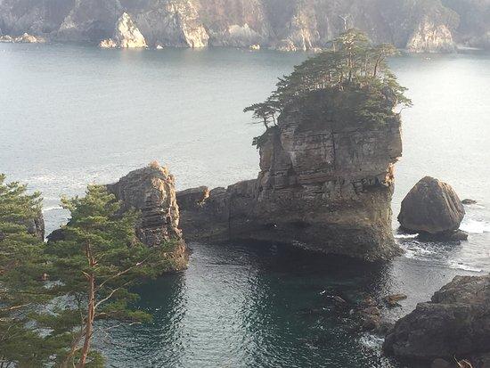 全ての岩に名前があります。