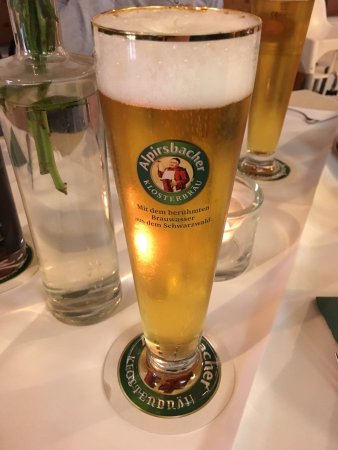 Jestetten, Germany: Leckeres Pils