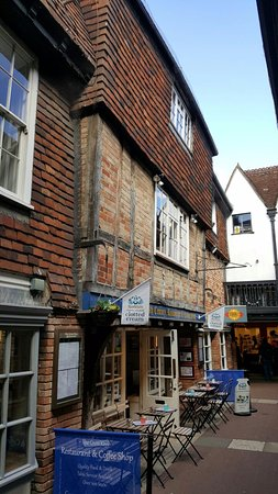 Salisbury, UK: CrossKeys