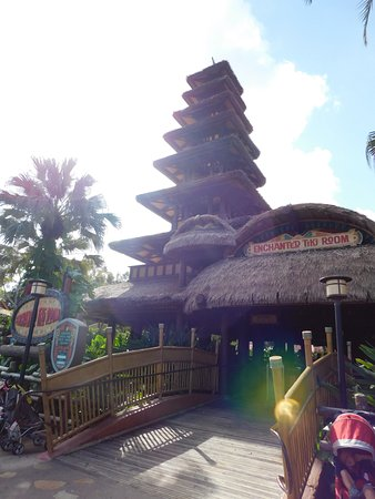 ‪Walt Disney's Enchanted Tiki Room‬
