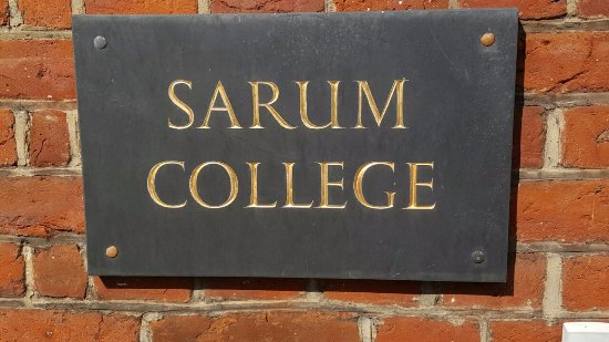 Salisbury, UK: Sarum College