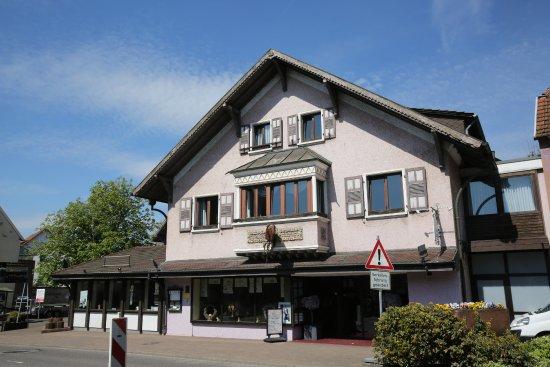 Bexbach (DE). Hotel-Restaurant Krone.