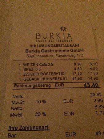 Restaurant Burkia: photo0.jpg