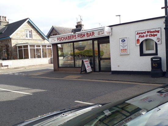Fochabers Chip Shop
