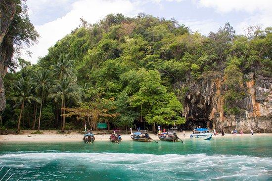 Nong Thale, Thailand: Panoramica de la Playa