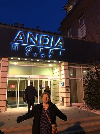 Andia Hotel Pamplona: photo0.jpg