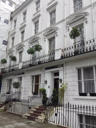 Ashley Hotel London Bewertung