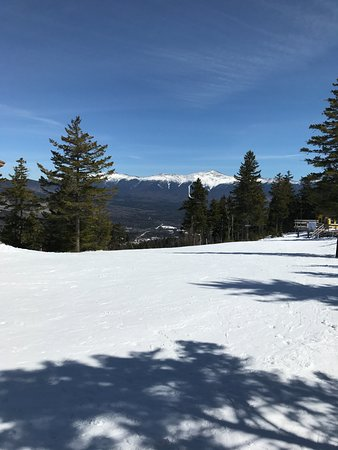 Bretton Woods, NH: Awesome day of skiing!