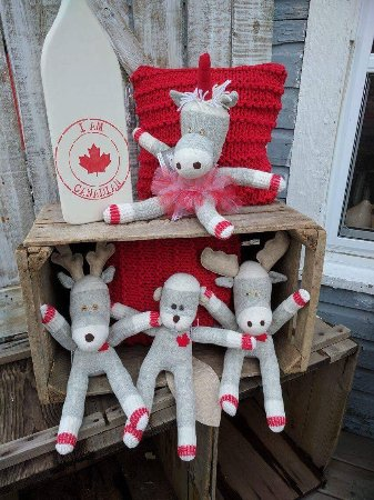 The Barn and Bunkie has Fenelon Falls, Sturgeon, Balsam and Cameron Lake cottage wear! New and v