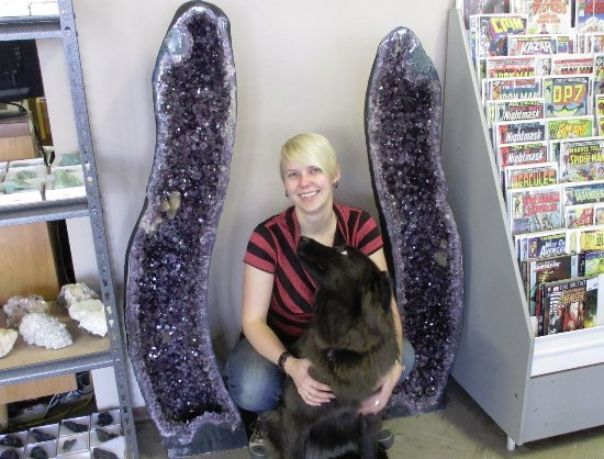 Beausejour, Canada: Amethyst