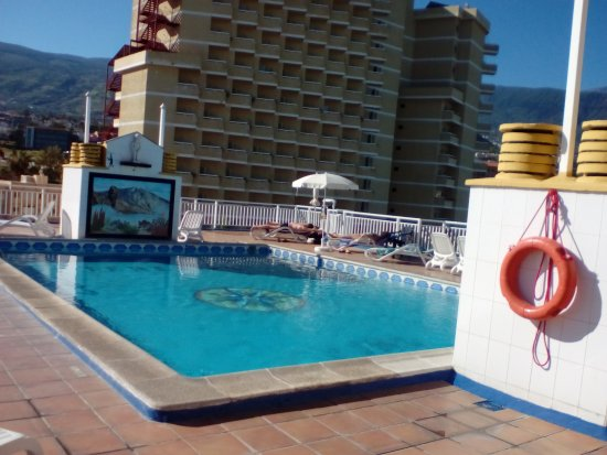 Piscina picture of hotel tenerife ving puerto de la cruz tripadvisor - Hotel ving puerto de la cruz ...