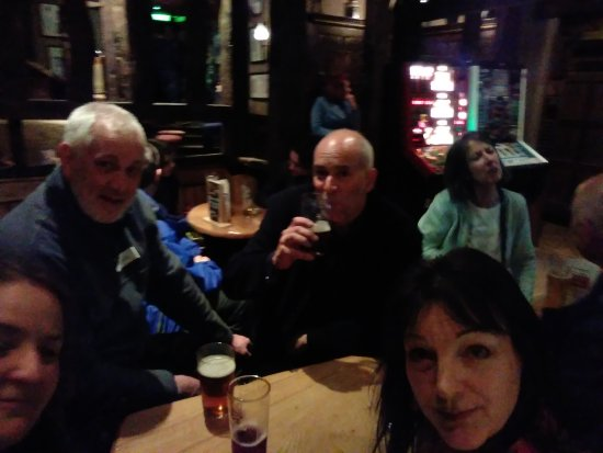 Norwich Pub Tours: In the Murderers getting slaughtered! (sort of)