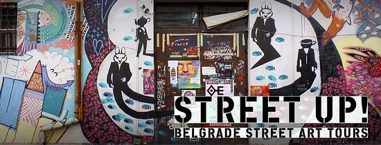 Street Up - Belgrade Street Art Tours