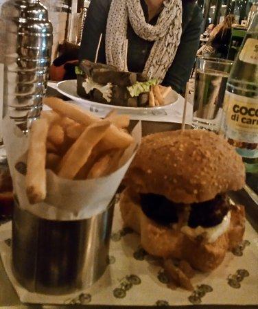 Martignacco, Italy: BUCO Burger & Cocktail