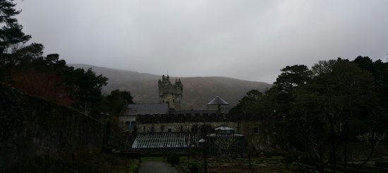 Letterkenny, Ireland: Glenveagh Castle