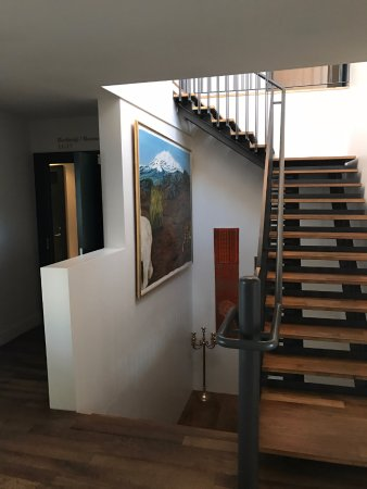 Budir, Islandia: Stairs....