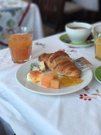 Budir, Islandia: Breakfast was delicious! Dinner was fine as well!
