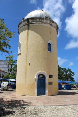 Caixa d'Agua Alto da Se / Elevador Panoramico