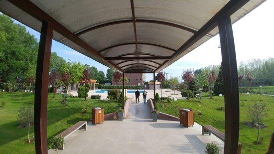 Chalkidona, Greece: מלון מפתיע בנוחות במחיר ובתנאים. כדאי .