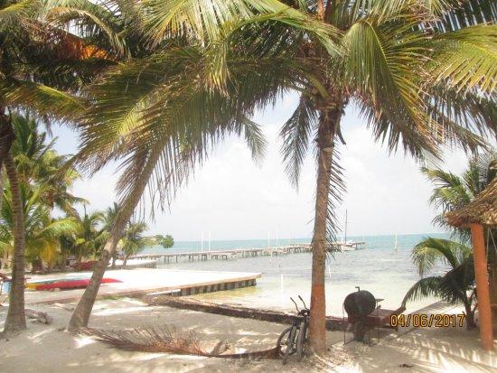 Caye Caulker, Belize: Beautiful beaches